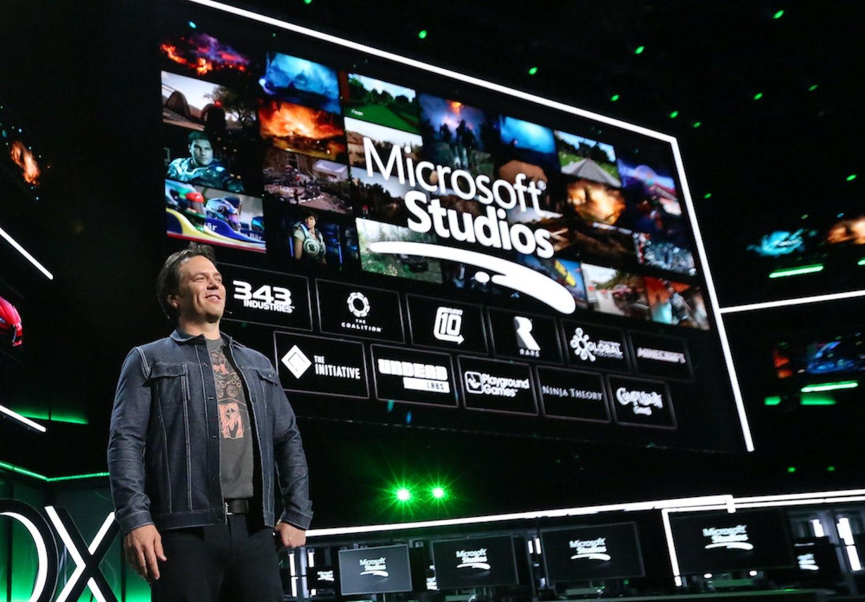 Xbox E32018 Phil