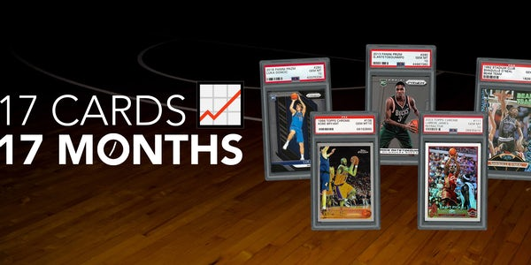 These Are the 17 Hottest Basketball Cards in the Last 17 Months