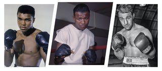 boxing hero
