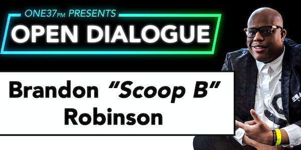 Brandon 'Scoop B' Robinson on How He's Becoming the Next Big Name NBA Insider