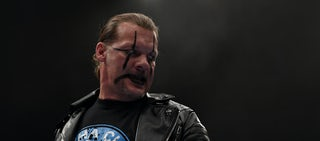 chris jericho hero