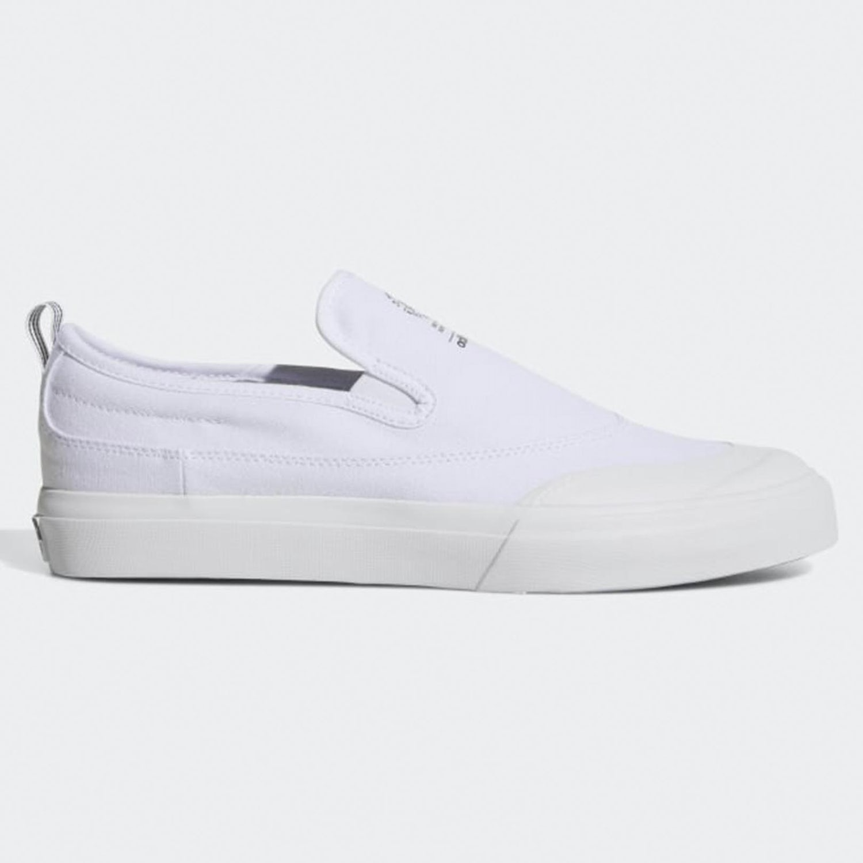 slipons  0019 Adidas Matchcourt