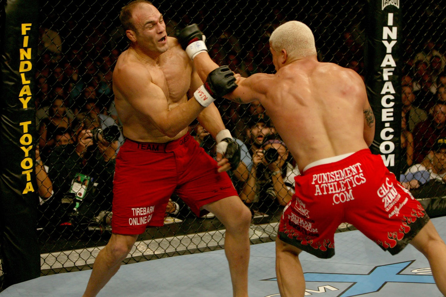 ufc history horizontal one
