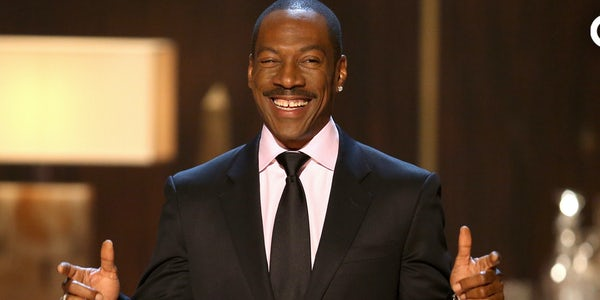 What Is Eddie Murphy's Net Worth?