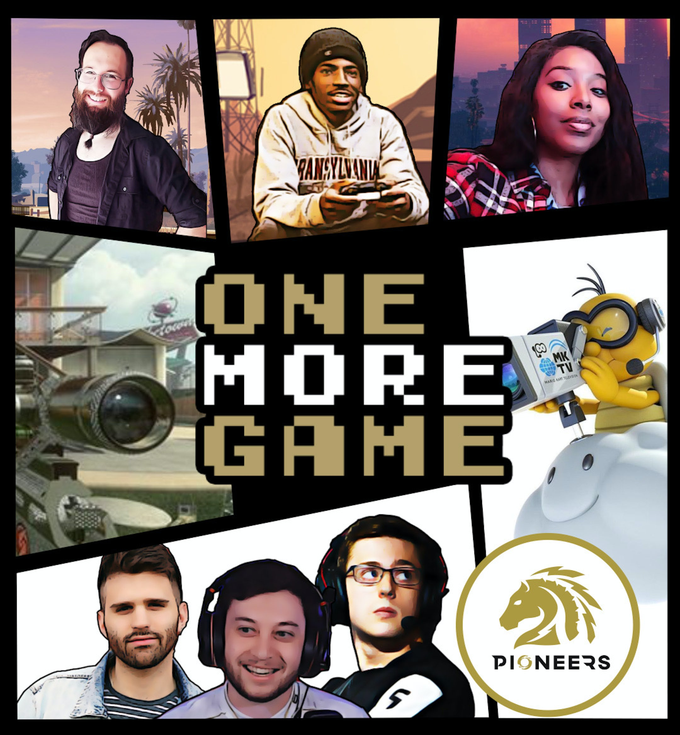 universal one more game